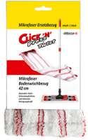Click and Twist und Click 'n' Press Mikrofaser Ersatzbezug Mikrofasermopp