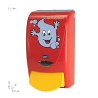 deb stoko Seifen Spender Mr.Soapy für Kinder 1 Liter Kartuschensystem