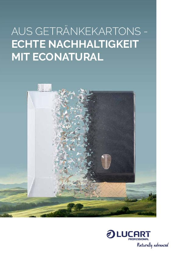 Eco Natural Broschüre