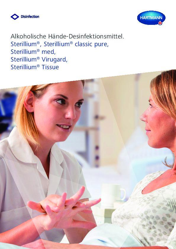 Produktblatt Sterillium